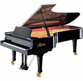 国际音乐大赛用琴--KAWAI三角钢琴