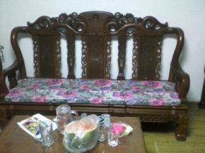 青岛沙发换布