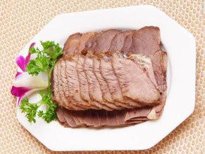 新鲜熟驴肉