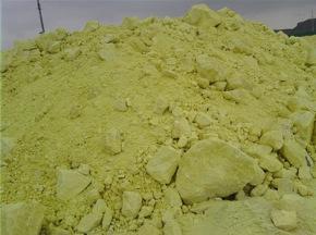 河北硫磺粉加工