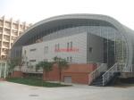 西安建筑科技大学体育馆(吊顶应用多丽埃特板、西辅房应用低密度8mm埃特板墙体、卫生间应用7mm瓷力埃特板)