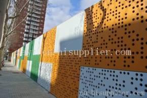 纤维水泥装饰挂板系统