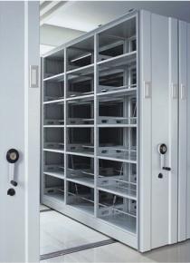 SF-AB标准型档案密集架