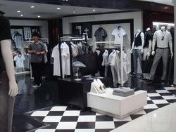 贵阳服装展柜厂