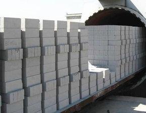 沂南加气混凝土砌块