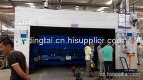 上海通用机器人工作站整体移位