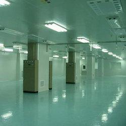 潍坊实验室净化工程
