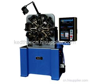 CNC电脑数控弹簧机