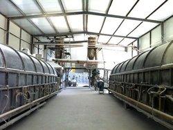 氧化镁迴转窖煅烧炉设备