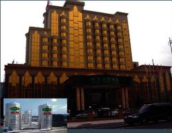 南北花园酒店携手康之源空气能热水器
