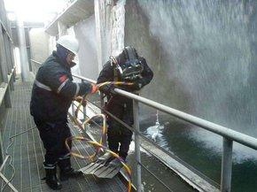 药厂-长春冷却池清淤(2016-1-30)