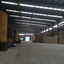 木材加工厂区