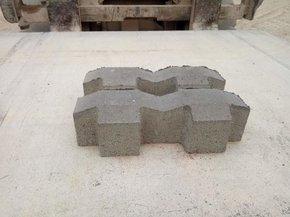 井字型植草砖