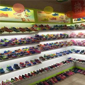 遵义童鞋展柜定制