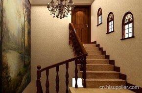 西安仿古楼梯销售批发