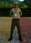 刘教练(户外米乐m6平台高*培训师)