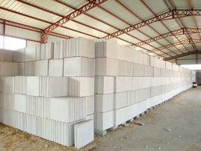 厂家生产石膏砌块