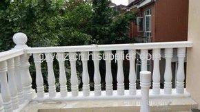 阳台花瓶柱