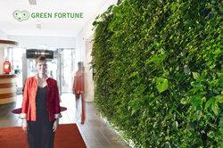 """植物墙喜欢""""听歌""""你知道吗 不同的植物口味也是各不相同的"""