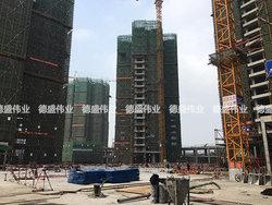 华西集团德阳枕水小镇项目
