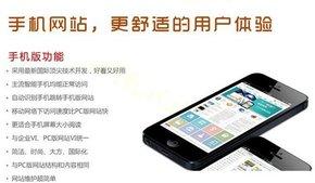外贸手机网站优化