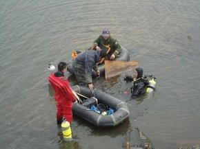 广西水下作业团队