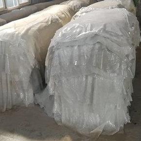 白色废品PVB膜片