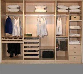 整体衣柜安装