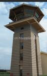 海南博鳌机场塔台采用佳美HD板