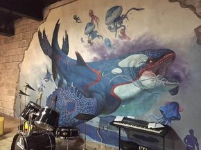 贵阳墙绘艺术
