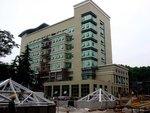 西京医院四栋病房楼