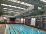 西安外事学院游泳馆