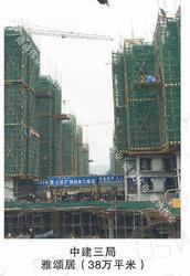 中建三局-雅颂居(38万平米)