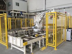 工業機器人碼垛方案