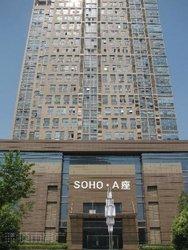 商業項目-綠地SOHO同盟樓