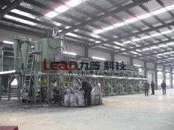 石墨易胜博官网在线、球形化生产线
